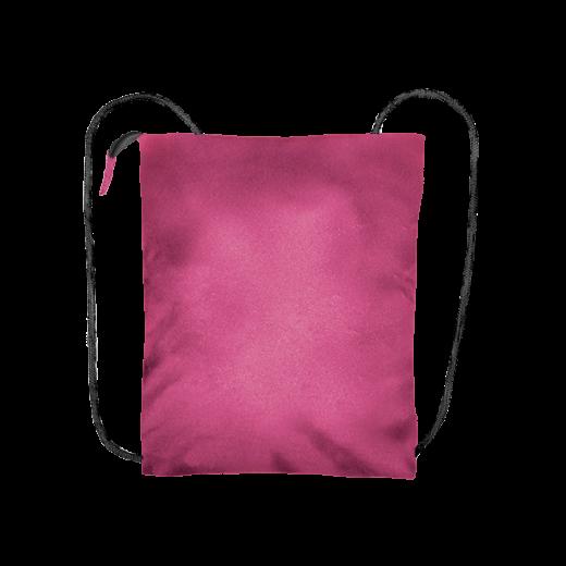 bordowy plecak model biznes na zamek