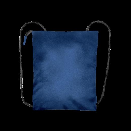 granatowy plecak biznes z kodury na zamek