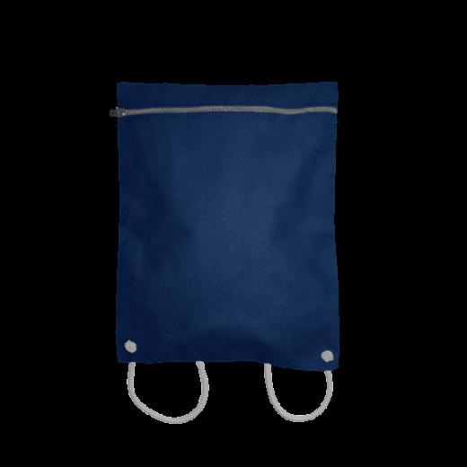 granatowy plecak koperta kodura