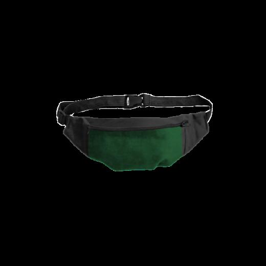 nerka czarno-zielona na zamek