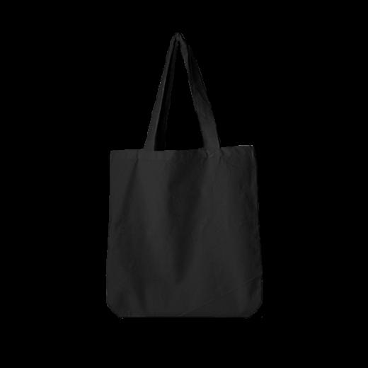 shoperka czarna torba standard