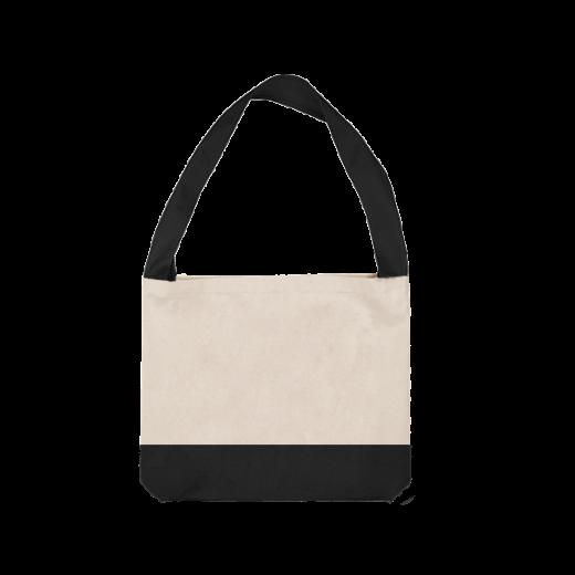 torba bawełniana z jedną rączką na zakupy