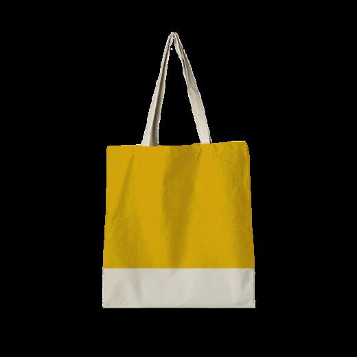 torba wakacyjna żółta ecri