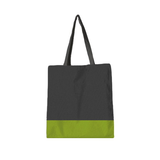 torba zielono-szara standard